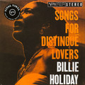 Виниловая пластинка BILLIE HOLIDAY - SONGS FOR DISTINGUE LOVERS