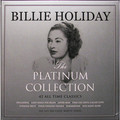 Виниловая пластинка BILLIE HOLIDAY - THE PLATINUM COLLECTION (3 LP WHITE VINYL)