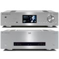 Cambridge Audio Azur 851N + 851W Silver