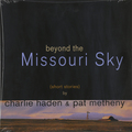 Виниловая пластинка CHARLIE HADEN - BEYOND THE MISSOURI SKY (2 LP)