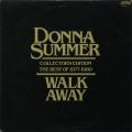 Виниловая пластинка DONNA SUMMER - WALK AWAY COLLECTOR'S EDITION (THE BEST OF 1977-1980) (JAPAN ORIGINAL. 1ST PRESS. PROMO) (винтаж)
