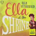 Виниловая пластинка ELLA FITZGERALD - ELLA AT THE SHRINE: PRELUDE TO ZARDI'S (COLOUR)