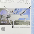 Виниловая пластинка ELTON JOHN - LIVE IN AUSTRALIA WITH THE MELBOURNE SYMPHONY ORCHESTRA (2 LP)