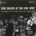 Виниловая пластинка ERIC DOLPHY - AT THE FIVE SPOT (180 GR)