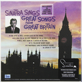 Виниловая пластинка FRANK SINATRA - GREAT SONGS FROM GREAT BRITAIN (180 GR)