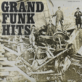 GRAND FUNK - GRAND FUNK HITS (JAPAN ORIGINAL. 1ST PRESS) (винтаж)