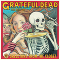 Виниловая пластинка GRATEFUL DEAD - SKELETONS FROM THE CLOSET (COLOUR)