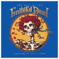 Виниловая пластинка GRATEFUL DEAD - THE BEST OF THE GRATEFUL DEAD VOL. 2: 1977-1989 (2 LP)