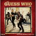 Виниловая пластинка GUESS WHO - FUTURE IS WHAT IT USED TO BE (COLOUR)