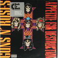 Виниловая пластинка GUNS N' ROSES - APPETITE FOR DESTRUCTION (180 GR)