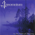 Виниловая пластинка INSOMNIUM - IN THE HALLS OF AWAITING (2 LP)