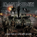 Виниловая пластинка IRON MAIDEN - A MATTER OF LIFE AND DEATH (2 LP, 180 GR)