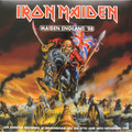 Виниловая пластинка IRON MAIDEN - MAIDEN ENGLAND '88 (PICTURE DISC, 2 LP)