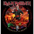 Виниловая пластинка IRON MAIDEN - NIGHTS OF THE DEAD - LEGACY OF THE BEAST, LIVE IN MEXICO CITY (LIMITED, 180 GR, 3 LP)
