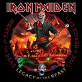 IRON MAIDEN - NIGHTS OF THE DEAD - LEGACY OF THE BEAST, LIVE IN MEXICO CITY (LIMITED, COLOUR, 180 GR, 3 LP)
