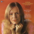 Виниловая пластинка JACQUELINE DU PRE - DVORAK: CELLO CONCERTO IN B MINOR, OP. 104 (180 GR)