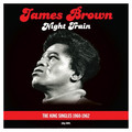 Виниловая пластинка JAMES BROWN - NIGHT TRAIN. KING SINGLES 60-62 (2 LP)