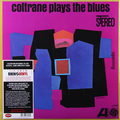 Виниловая пластинка JOHN COLTRANE - COLTRANE PLAYS THE BLUES (180 GR)