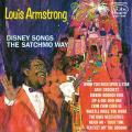 Виниловая пластинка LOUIS ARMSTRONG - DISNEY SONGS THE SATCHMO WAY
