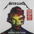 Виниловая пластинка METALLICA - HARDWIRED... TO SELF-DESTRUCT (COLOR, 2 LP)