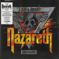 Виниловая пластинка NAZARETH - LOUD & PROUD! ANTHOLOGY (2 LP, COLOUR)