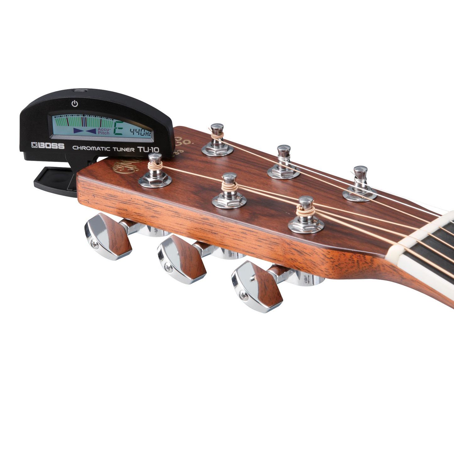 Тюнер для гитары картинки