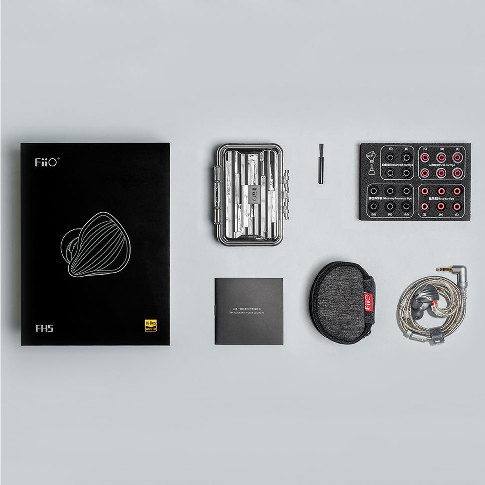 Картинки по запросу FIIO FH5 Titanium