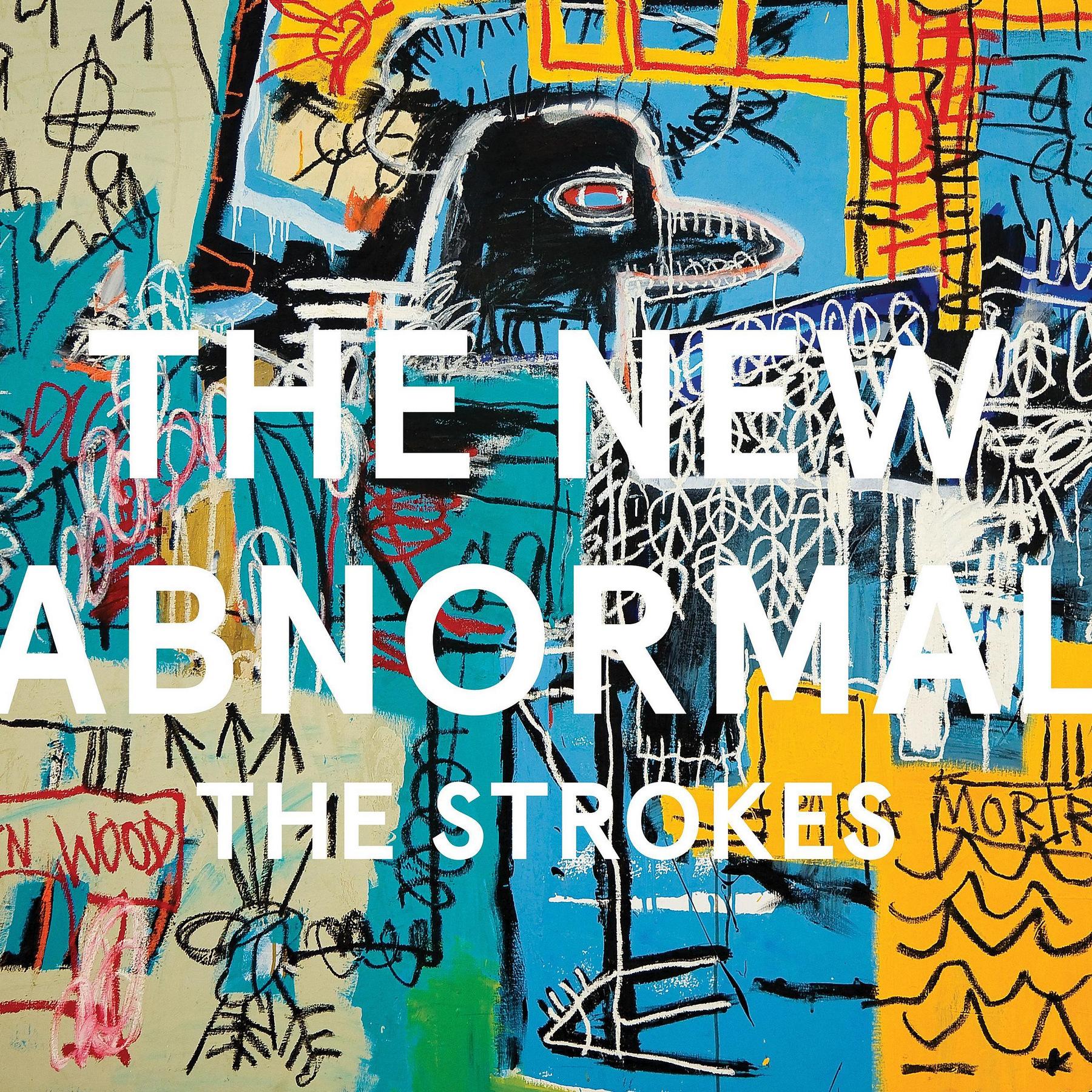 Виниловая пластинка THE STROKES - THE NEW ABNORMAL