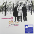 Виниловая пластинка ORNETTE COLEMAN - AT THE GOLDEN CIRCLE STOCKHOLM VOL.1 (180 GR)