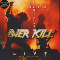 Виниловая пластинка OVERKILL - WRECKING EVERYTHING (2 LP, COLOUR)