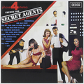 Виниловая пластинка ROLAND SHAW ORCHESTRA - THEMES FOR SECRET AGENTS