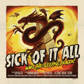 Виниловая пластинка SICK OF IT ALL - WAKE THE SLEEPING DRAGON! (LP+CD)