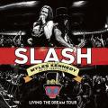 Виниловая пластинка SLASH FEATURING MYLES KENNEDY AND THE CONSPIRATORS - LIVING THE DREAM TOUR (3 LP, COLOUR)