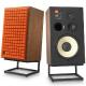 Напольная акустика JBL Studio Monitor L100 Classic Walnut/Orange