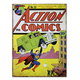 Стальной знак Superman - Action Comics No.33