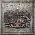 Виниловая пластинка SONS OF APOLLO - PSYCHOTIC SYMPHONY (2 LP+CD)