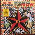 Виниловая пластинка STEVE EARLE - THE REVOLUTION STARTS NOW