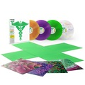 VARIOUS ARTISTS - JAZZ DISPENSARY: COSMIC STASH (4 LP, COLOUR)