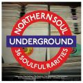 Виниловая пластинка VARIOUS ARTISTS - NORTHERN SOUL UNDERGROUND (2 LP, COLOUR)