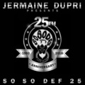 Виниловая пластинка VARIOUS ARTISTS - SO SO DEF 25 (25TH ANNIVERSARY) (PICTURE)