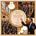 Виниловая пластинка WIENER PHILHARMONIKER - NEW YEAR'S CONCERT 2019 (3 LP)