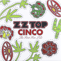 ZZ TOP - CINCO: THE FIRST FIVE LP'S (5 LP, 180 GR)